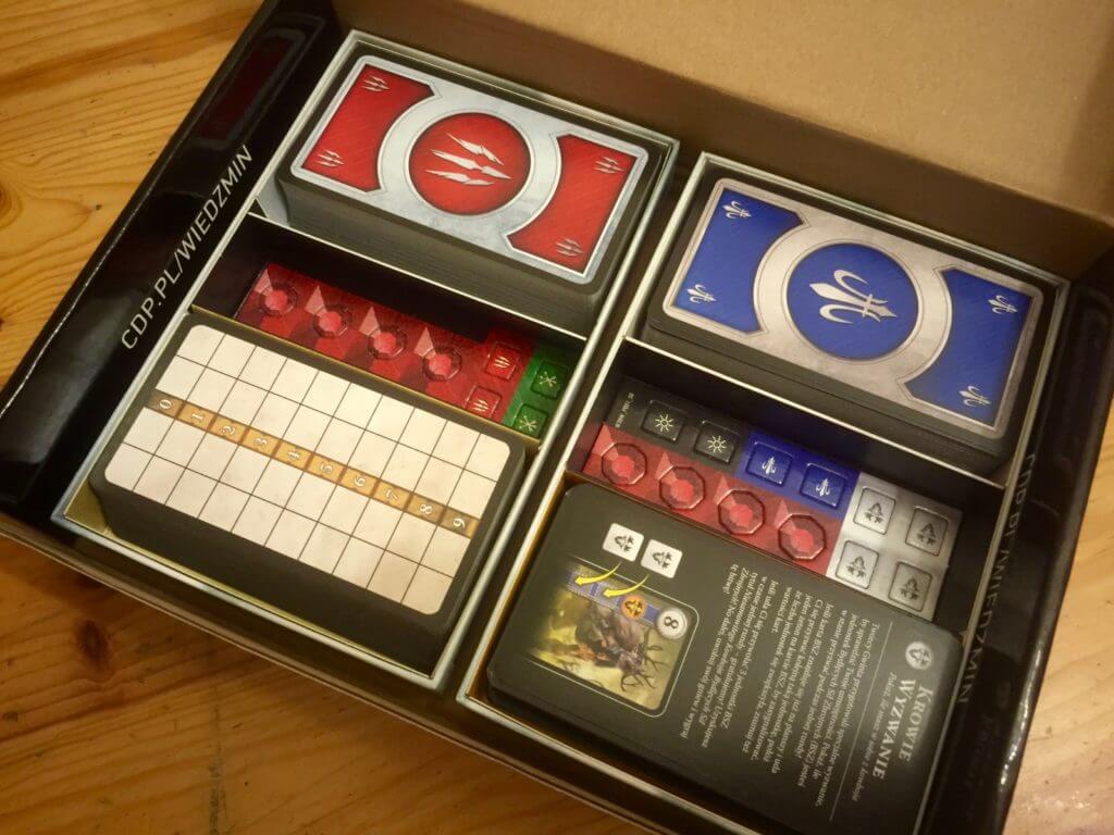 Pudełko – Wiedźmin 3