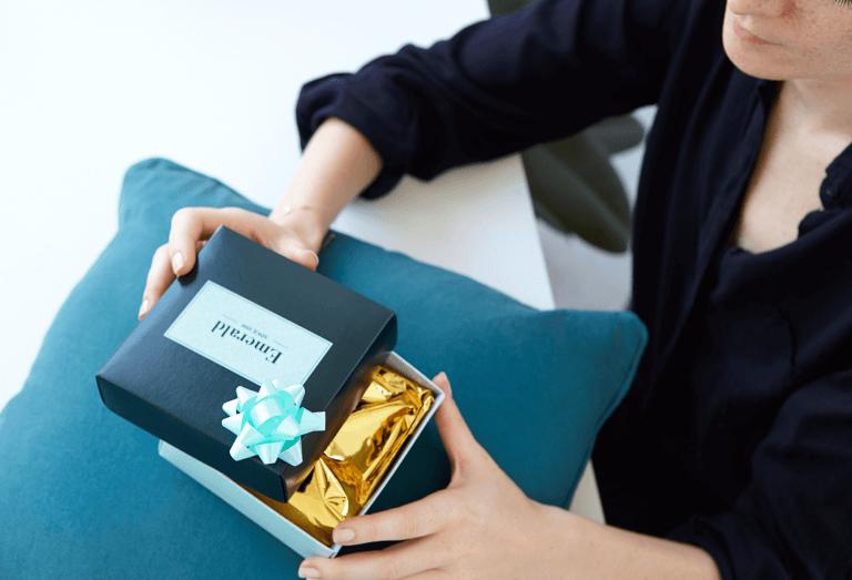 Cajas para regalos: el plus que mejorala experiencia de compra de tus clientes