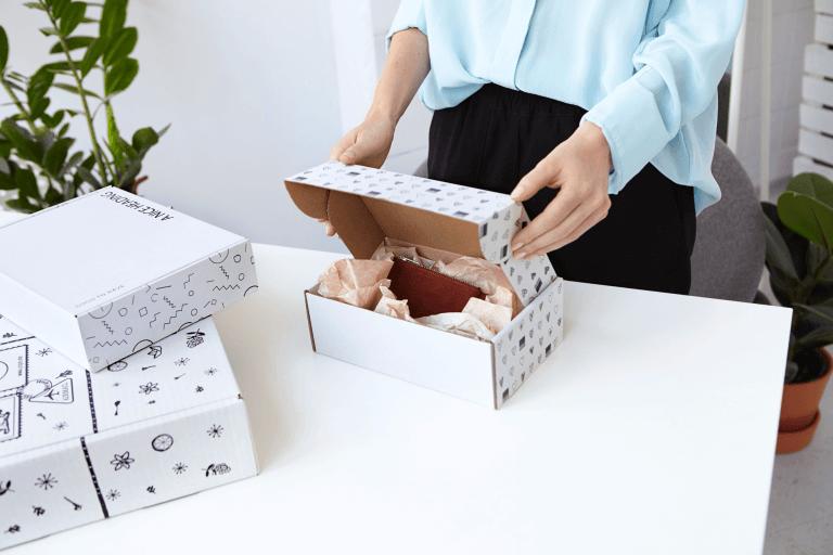 Où trouver des boîtes en carton