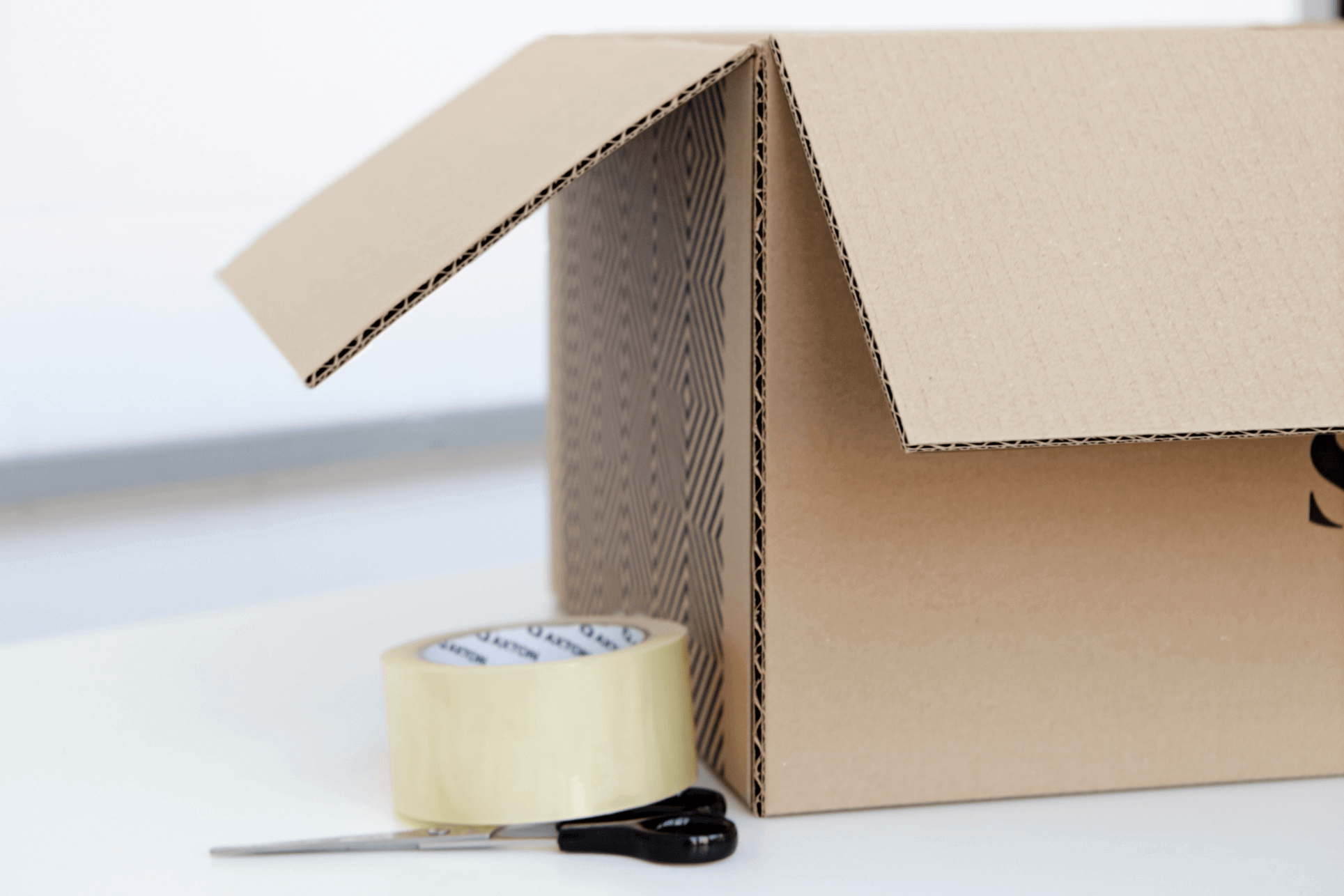 Haltbarkeit ist wichtig für die optimale Verpackung