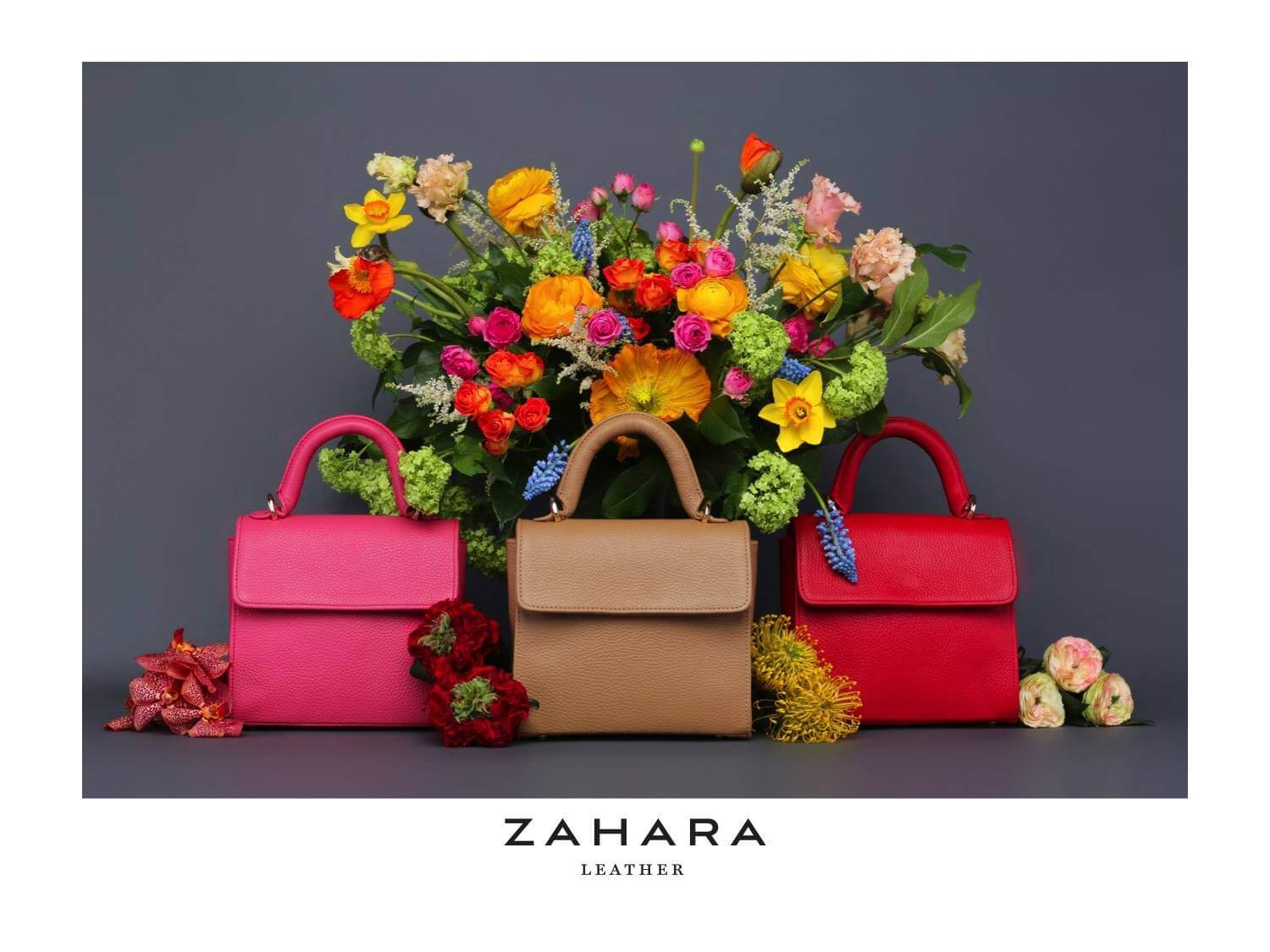 zahra leather