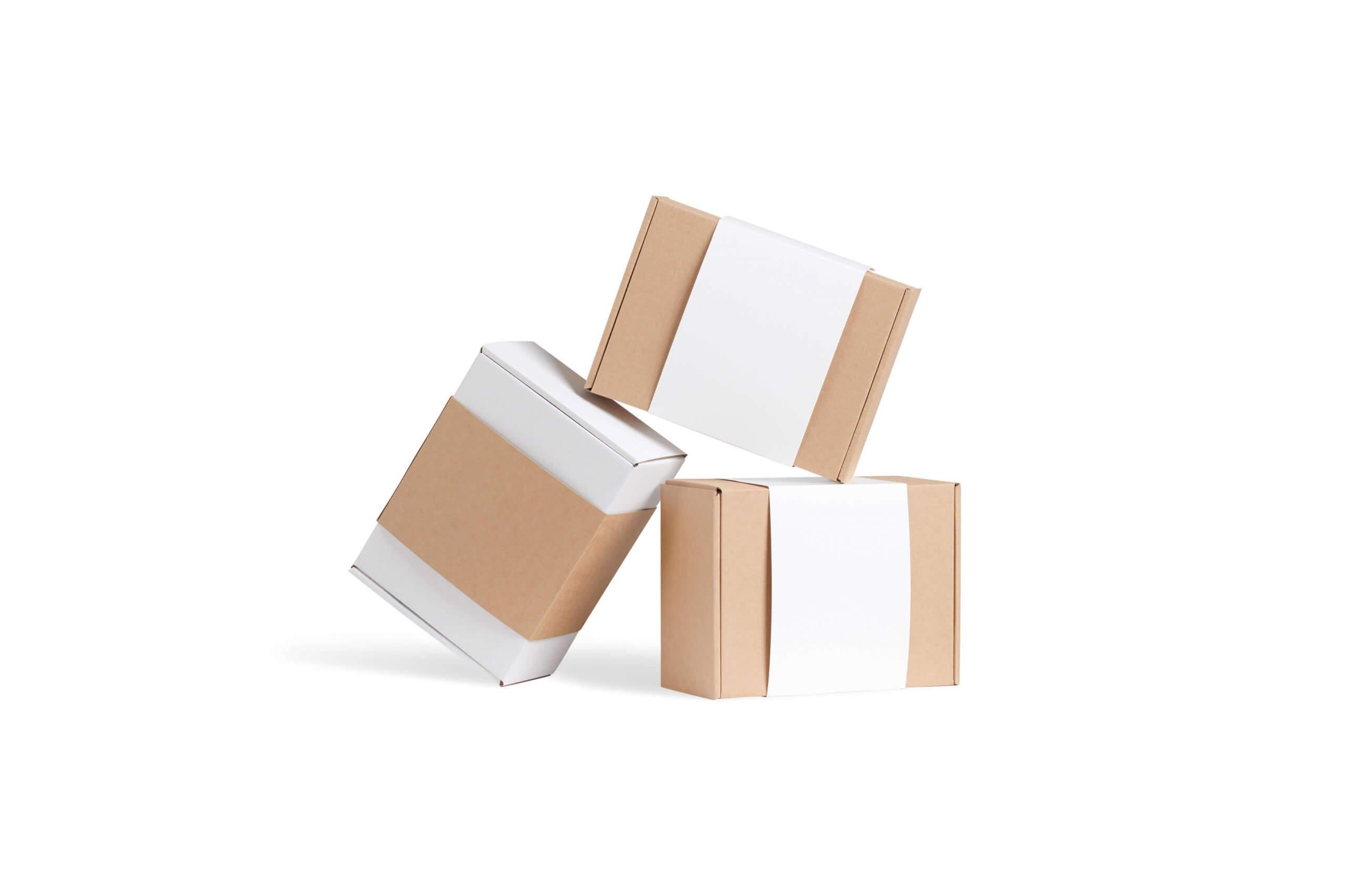 cajas postales de cartón para realizar envíos internacionales
