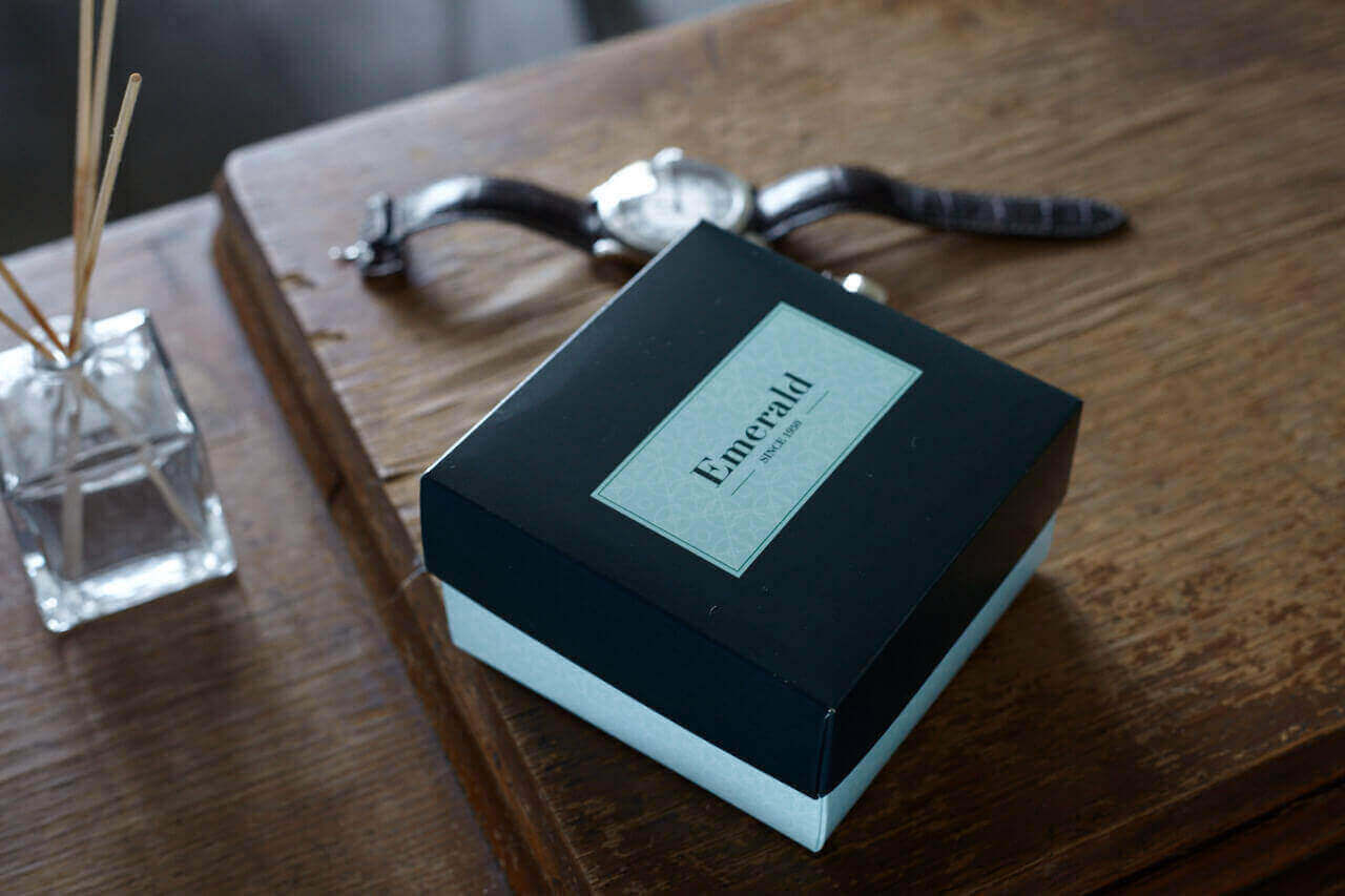 Produktovy box Packhelp Emerald