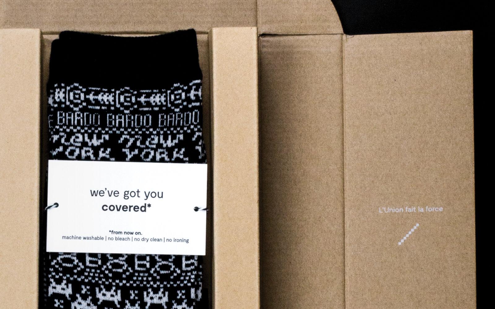 Bardo-Packhelp-verpackung