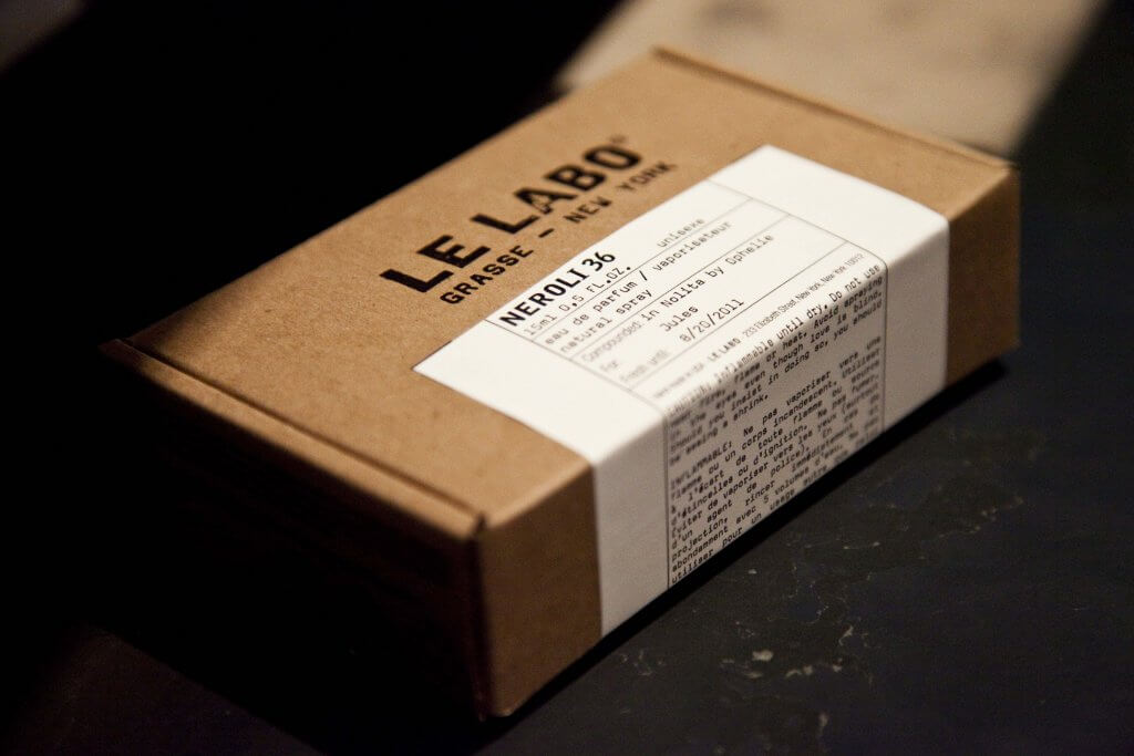 le labo packaging inspiration packhelp blog