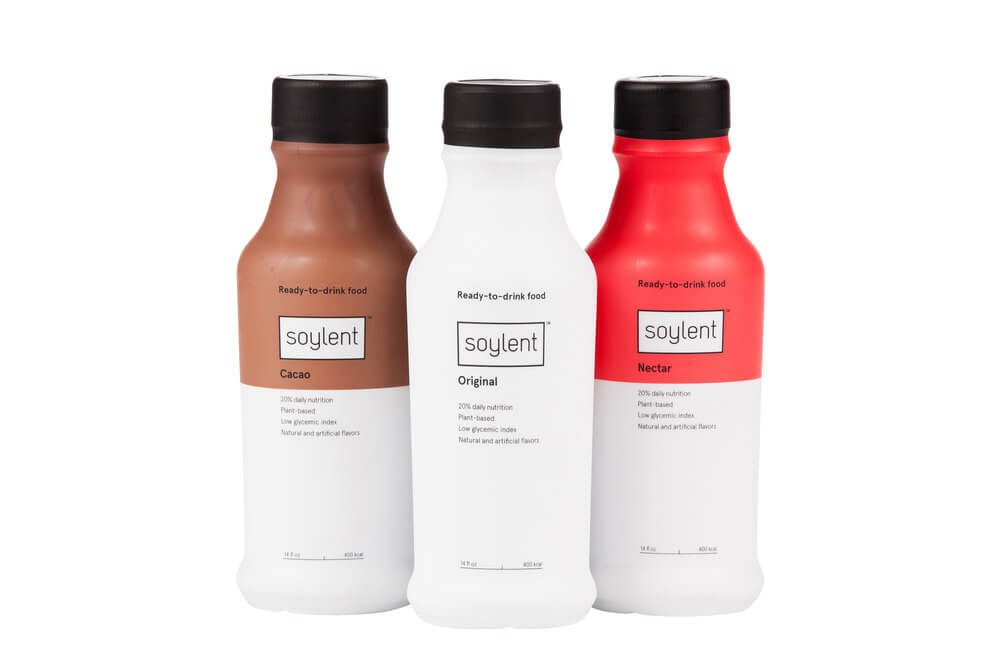 soylent packaging inspiration packhelp