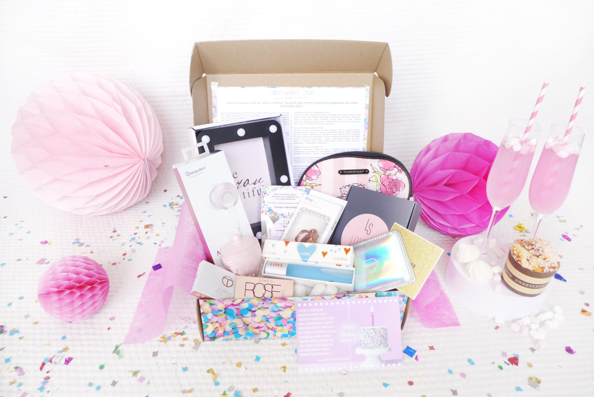 birthday box boites d'expedition quadrichomres