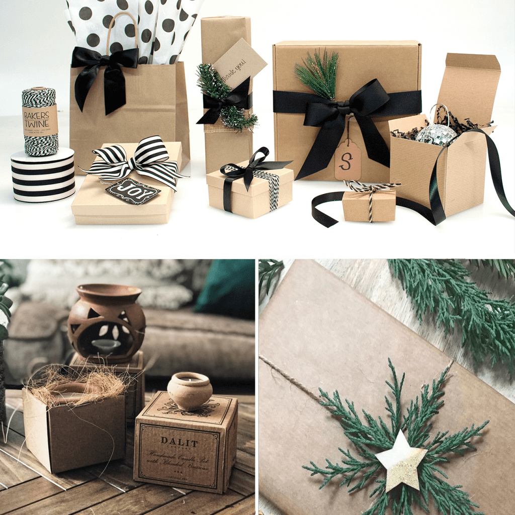 branded christmas packaging