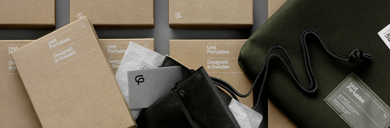 ¿Buscas un diseño espectacular para tu packaging? ¡Combina el blanco con el kraft!