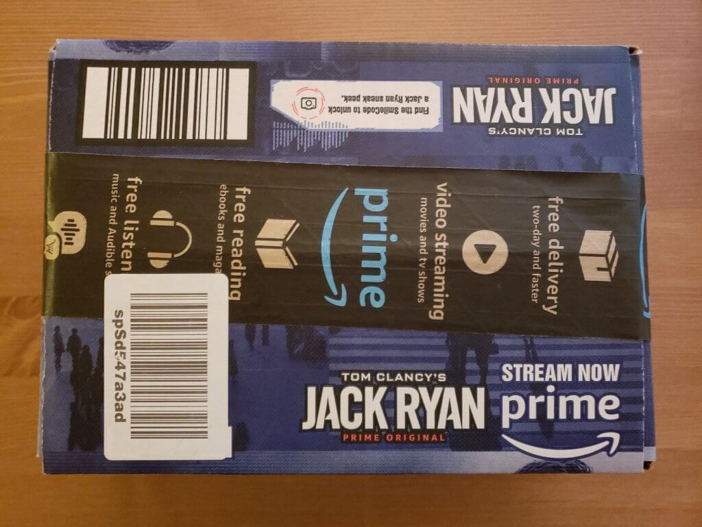 amazon custom packaging