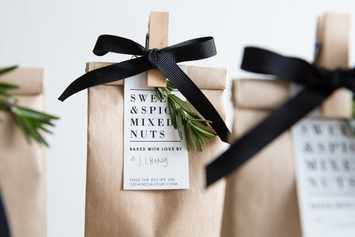 embalajes para navidad packhelp