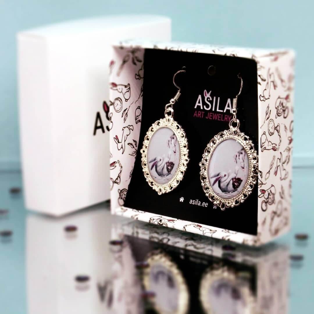 asila disain opakowania na biżuterię