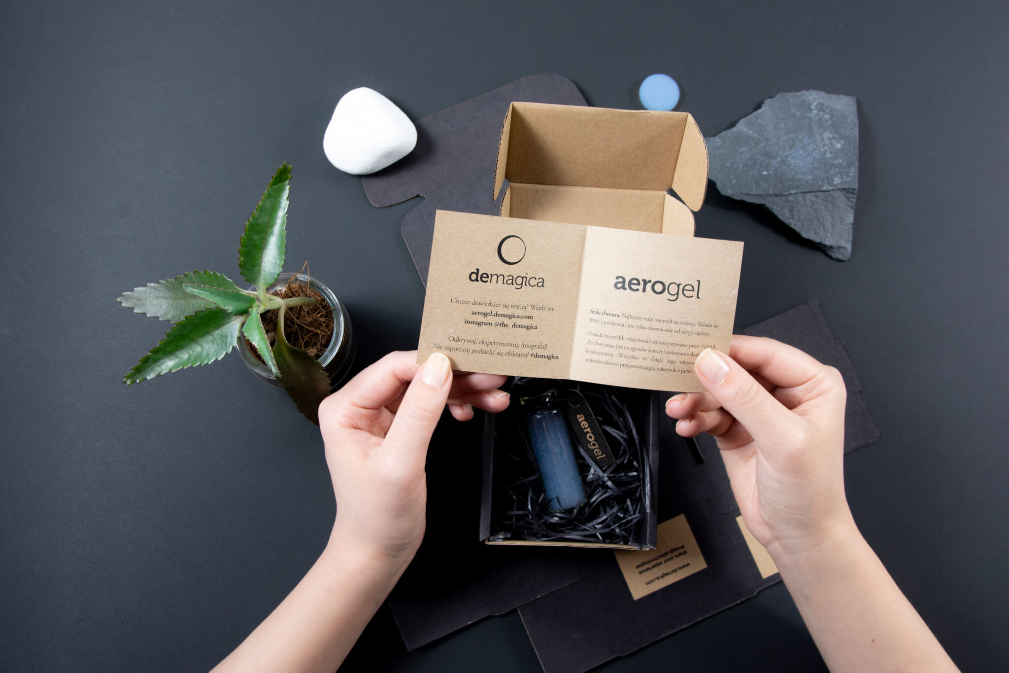 packaging tailor-made by demagica