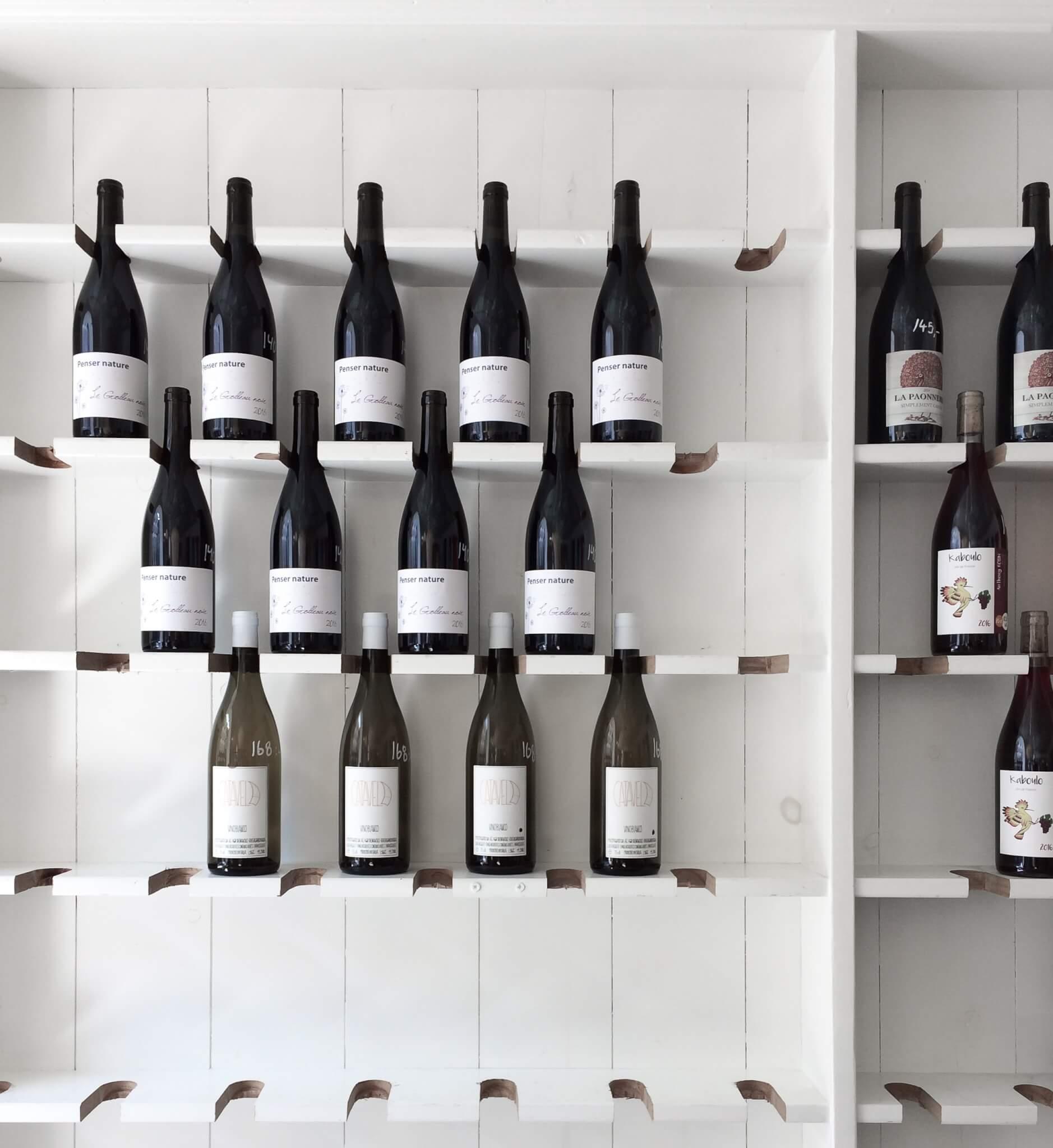 Boîtes à vin personnalisées