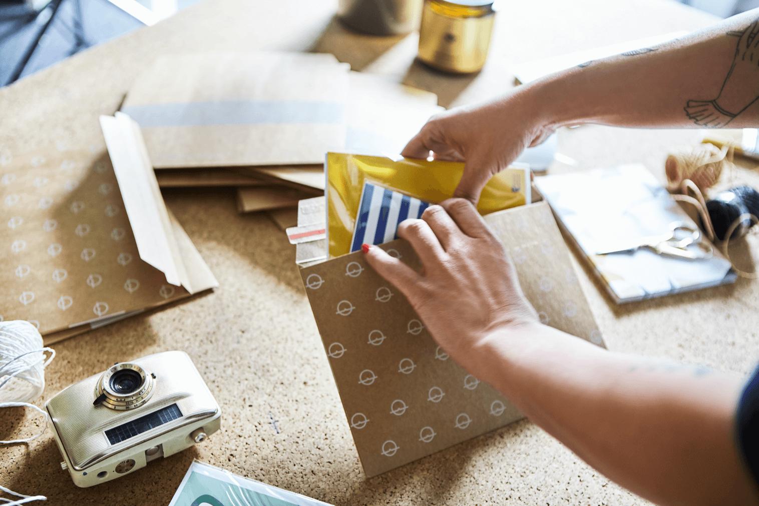 custom mailing envelopes