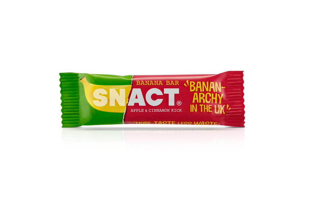 snact biodegradable packaging