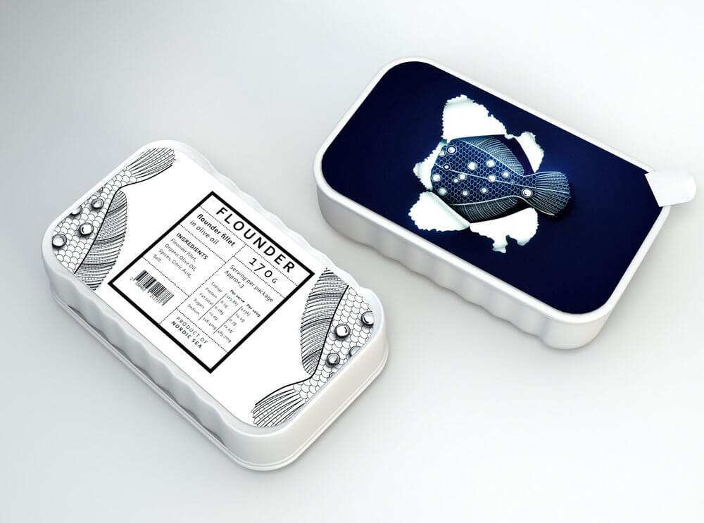 Design d'emballage inspiré par la culture nordique