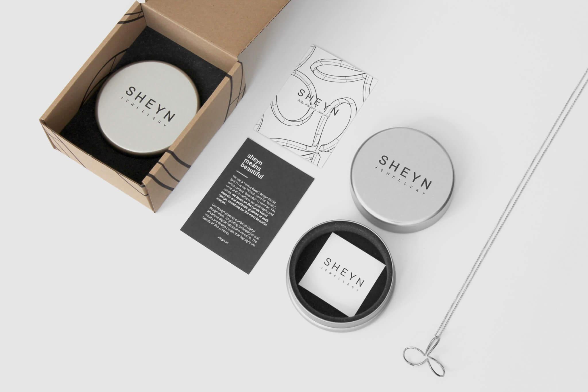 SHEYN-Verpackung