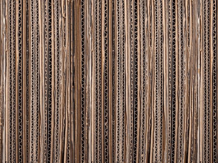 Composition du carton écologique packhelp