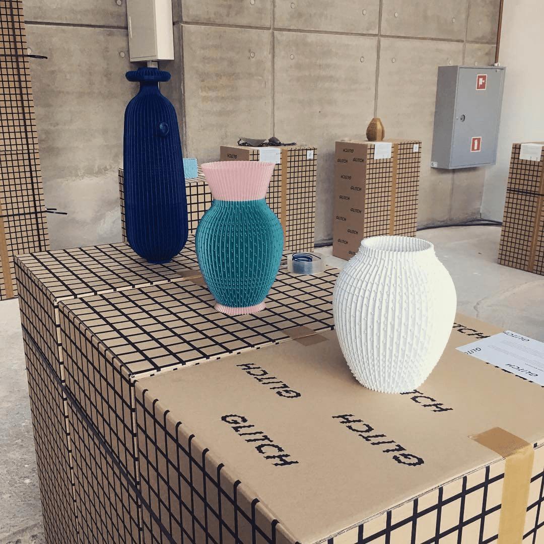 Emballage écologique avec des boîtes à colis écologiques de la marque UAU Project conçu par Packhelp