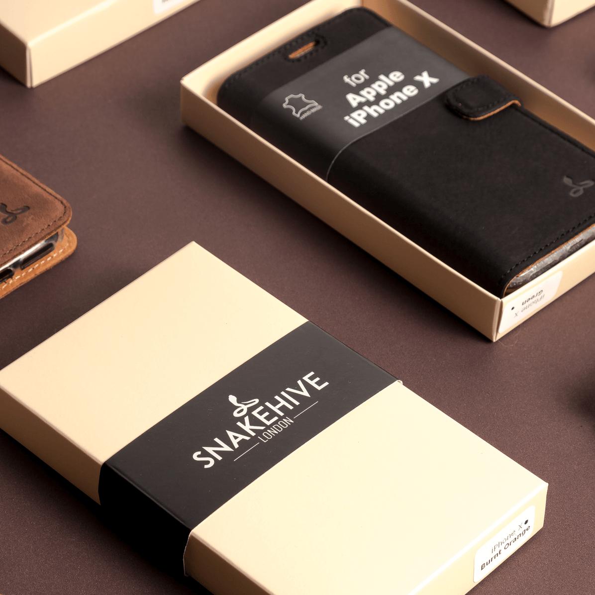 Boîtes avec couvercle personnalisées pour la marque Snakehive