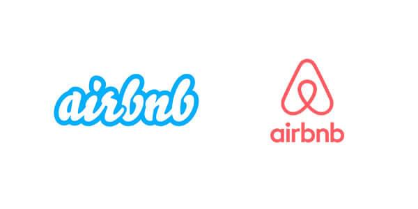 Logo Redesign von Airbnb