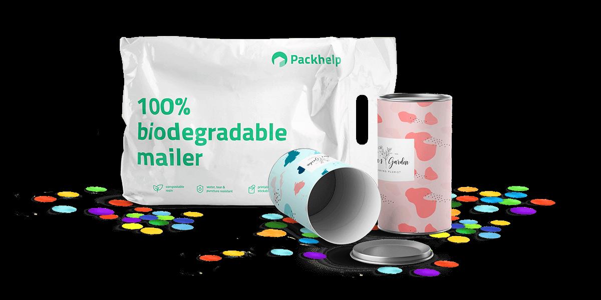 gamme de produits - bio poly sacs