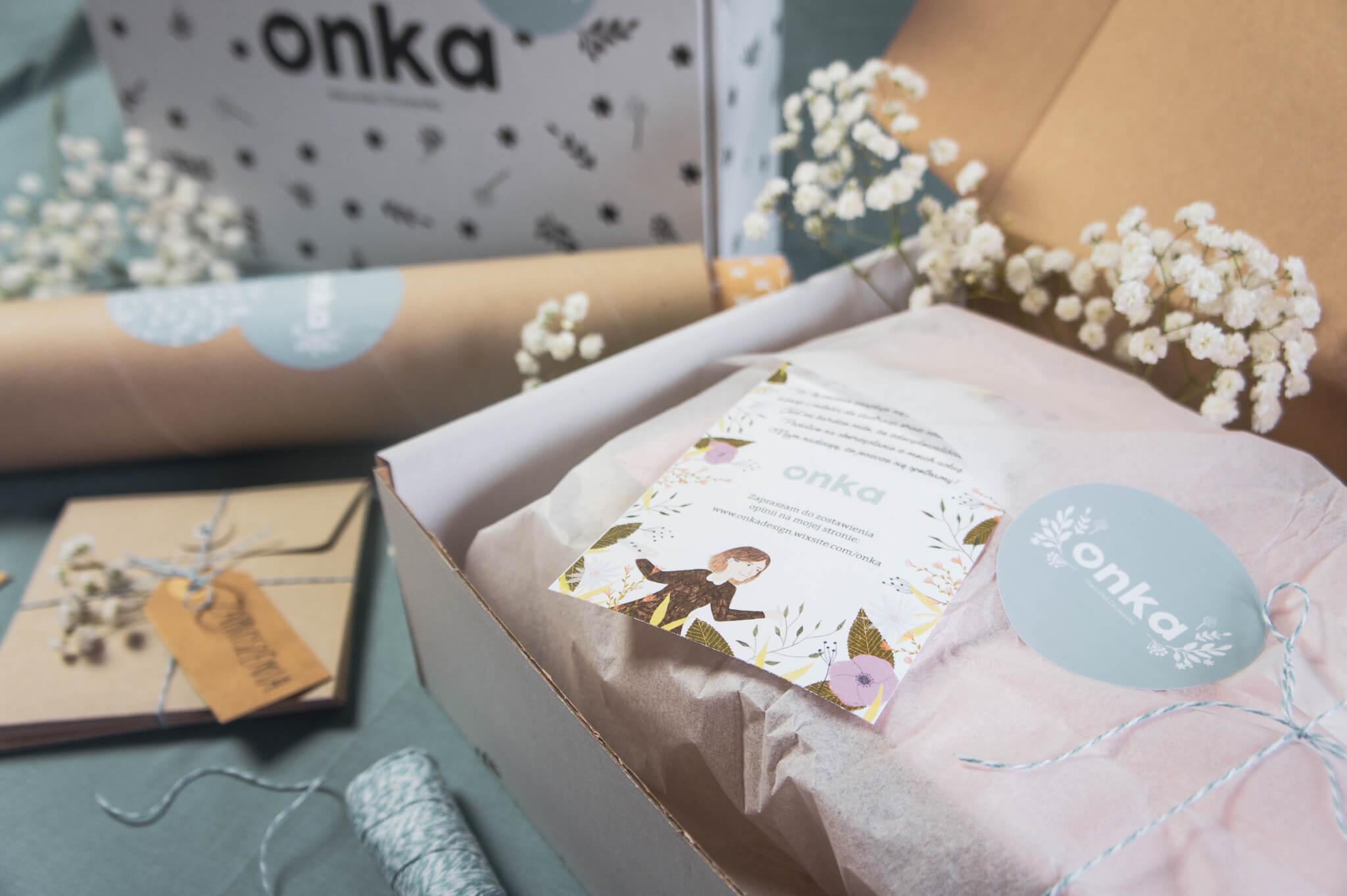 pudełka ślubne Onka zapakuj.to