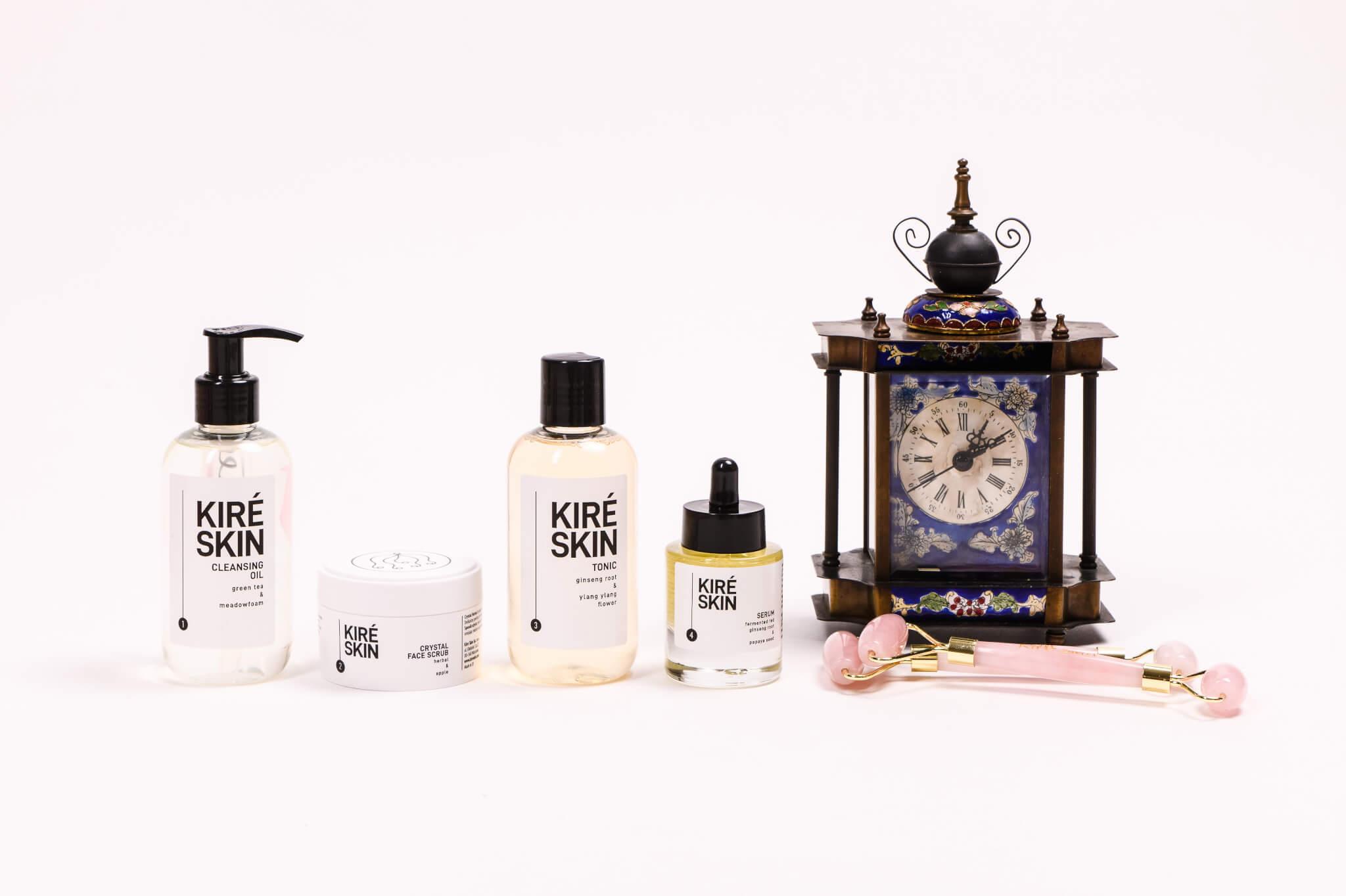 emballage de Kiré Skin