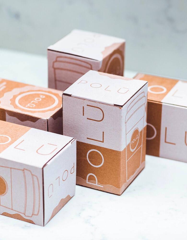 emballage en carton kraft sur mesure