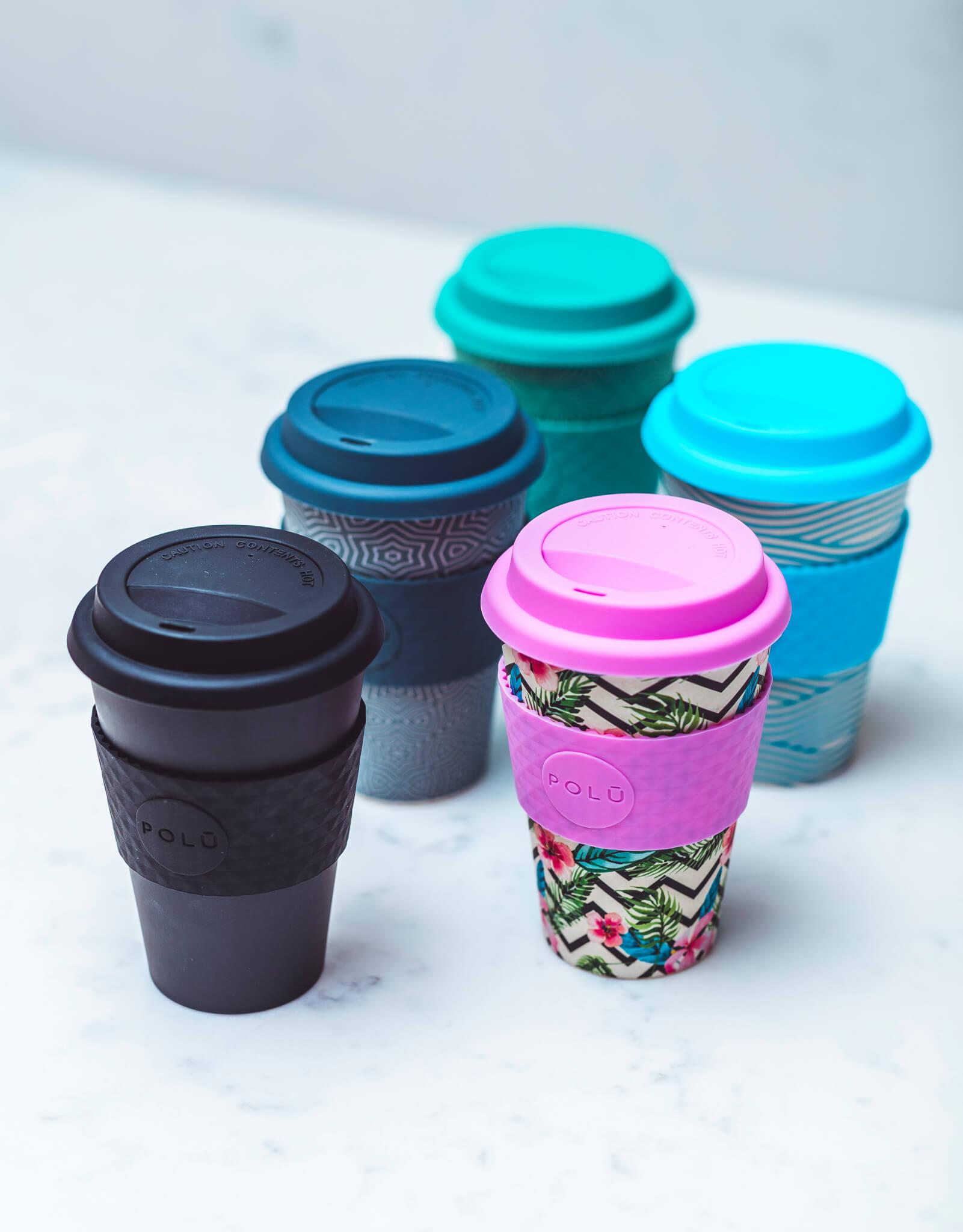 ekologické kávové kelímky od Polu Eco Products