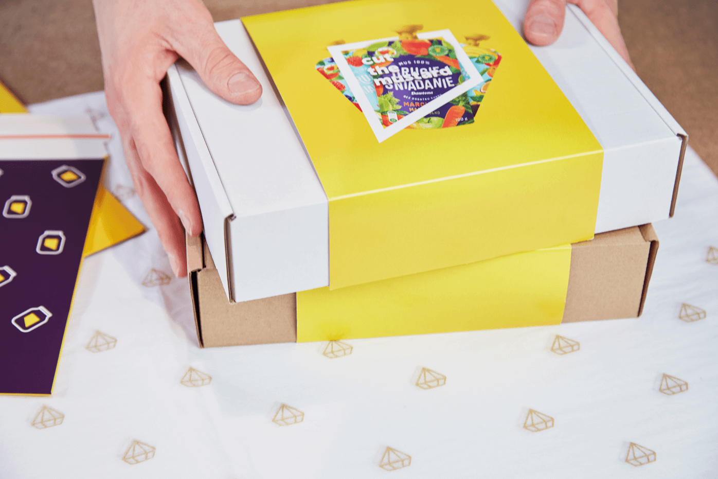 Fajas para proteger tu packaging