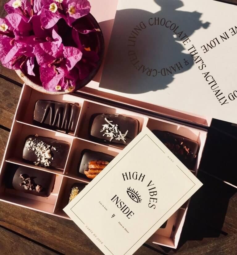 L'emballage pour chocolat : le guide ultime