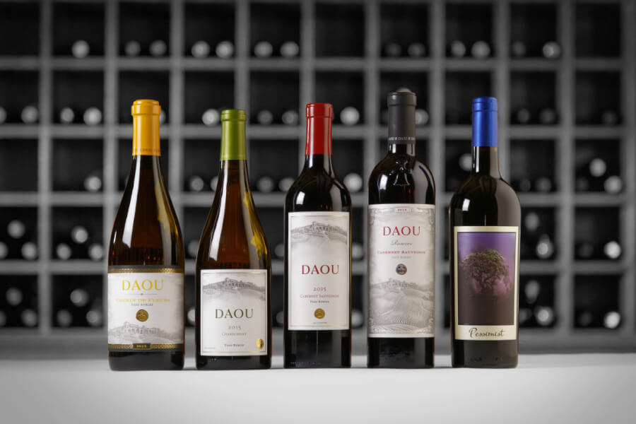 direct-to-consumer značka Daou Vineyards and Winery