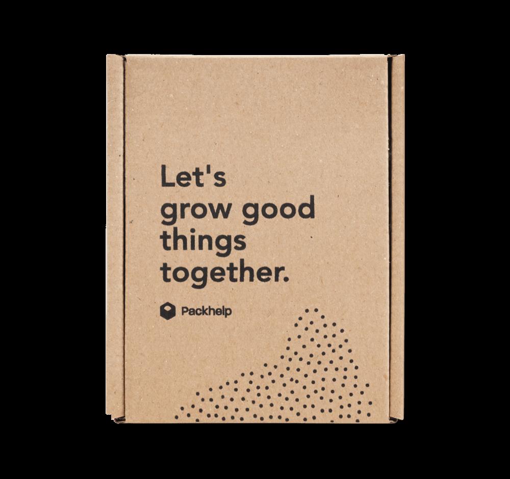 Pudełka Fasonowe Eco - opakowania z nadrukiem dla firm - zapakuj.to