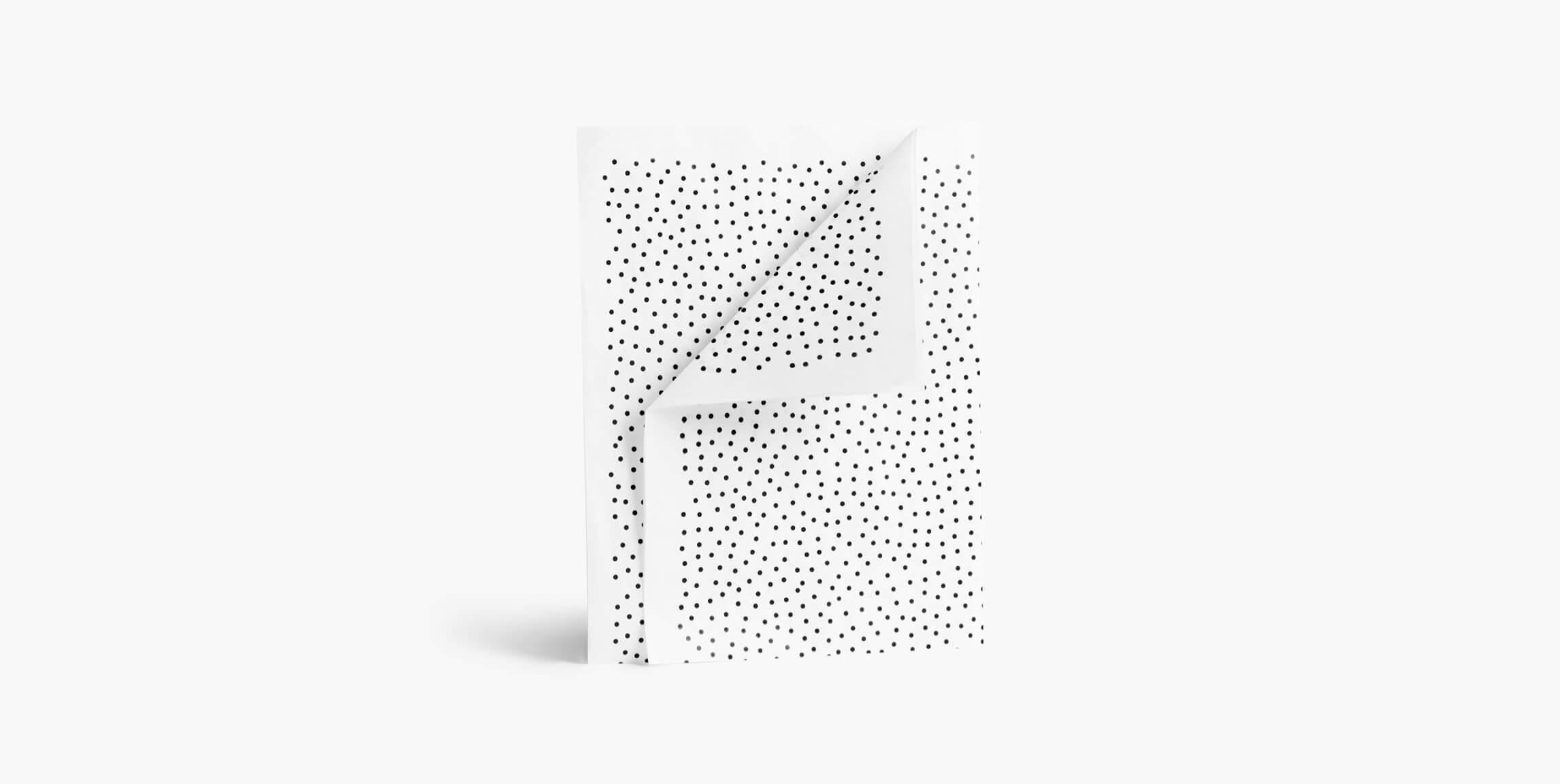 Papier bibułkowy z nadrukiem - opakowania z nadrukiem dla firm - zapakuj.to