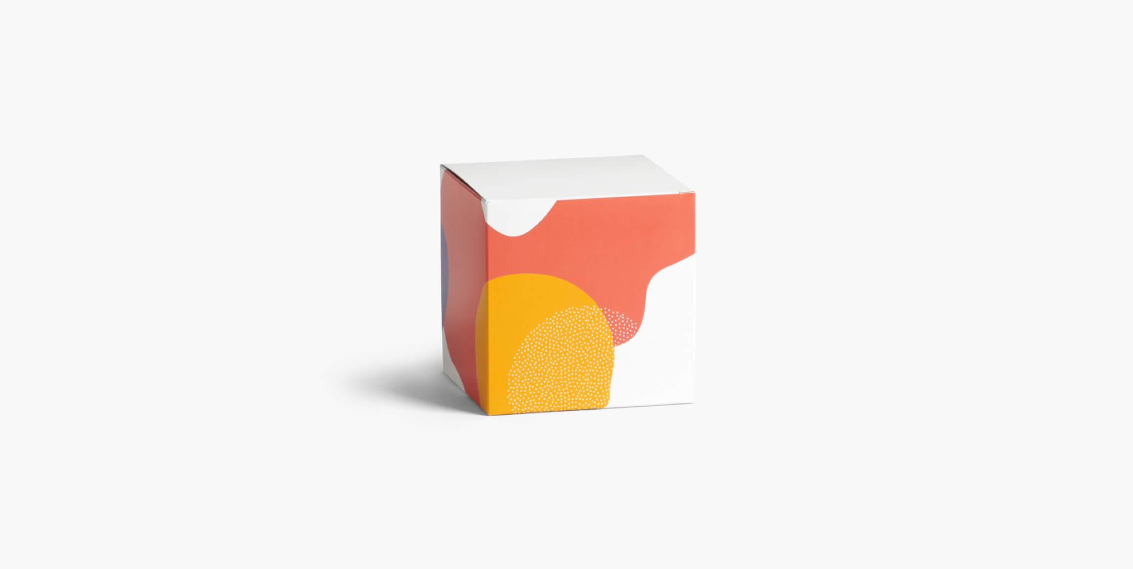 Klasický produktový box (skládací) - vlastní balení - Packhelp