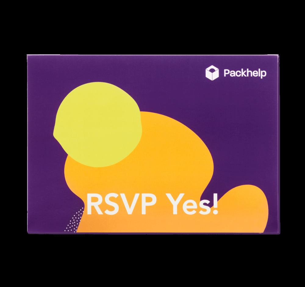 Kartonové obálky s potiskem - vlastní balení - Packhelp