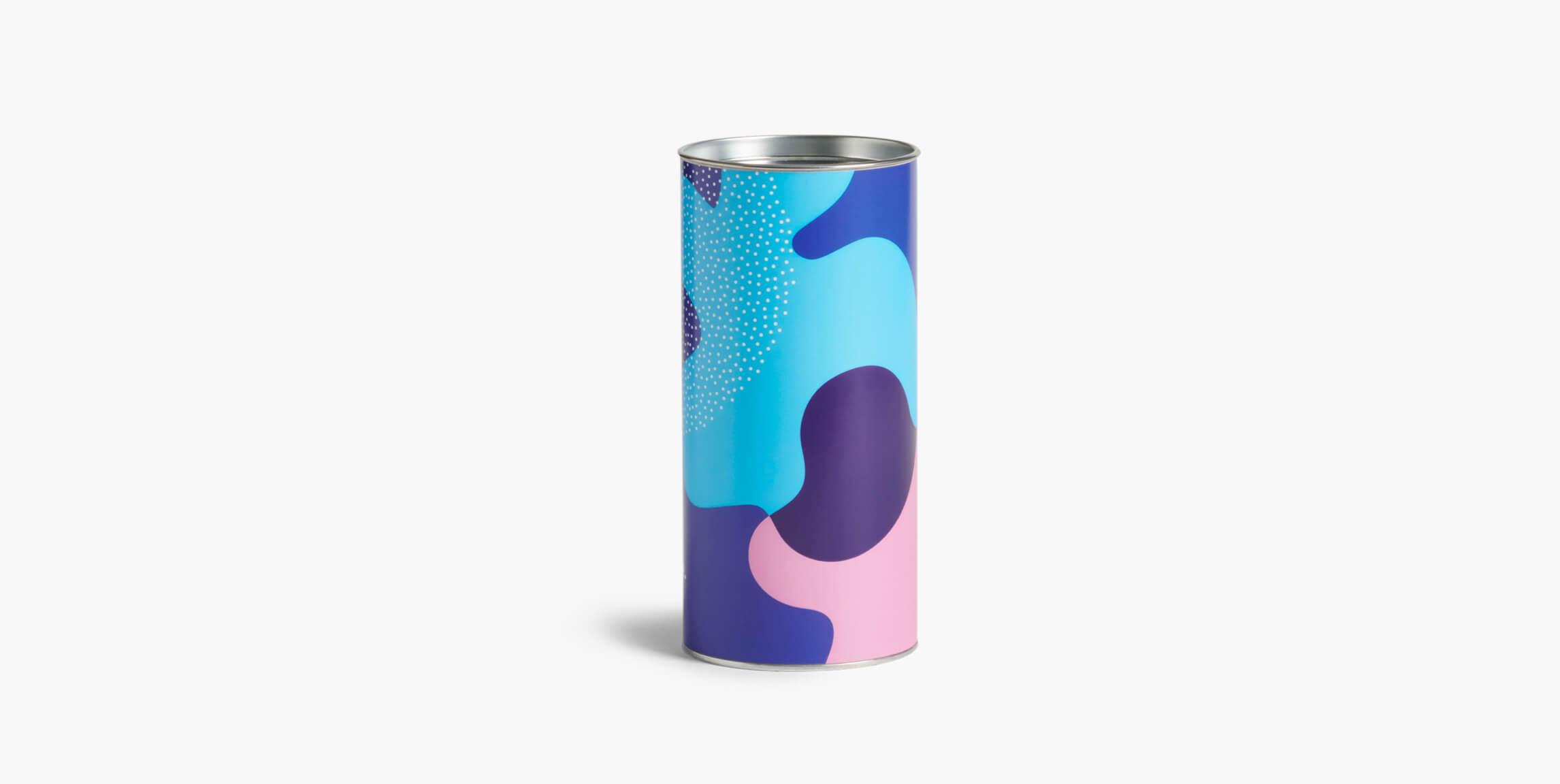 Emballage cadeau canette - emballage personnalisé pour produits - Packhelp