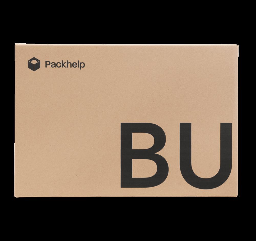 Caisse carton éco - emballage personnalisé pour produits - Packhelp