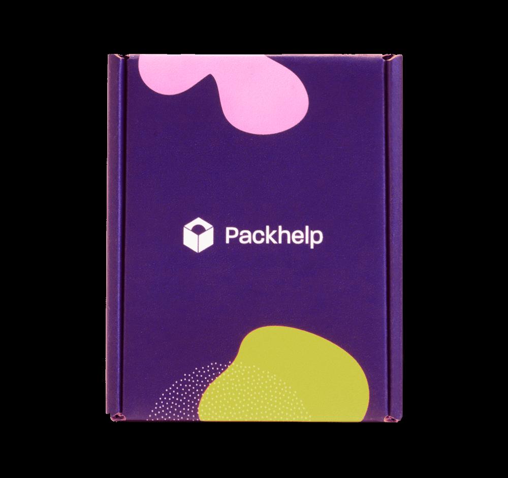 Boîte d'expédition quadrichrome - emballage personnalisé pour produits - Packhelp