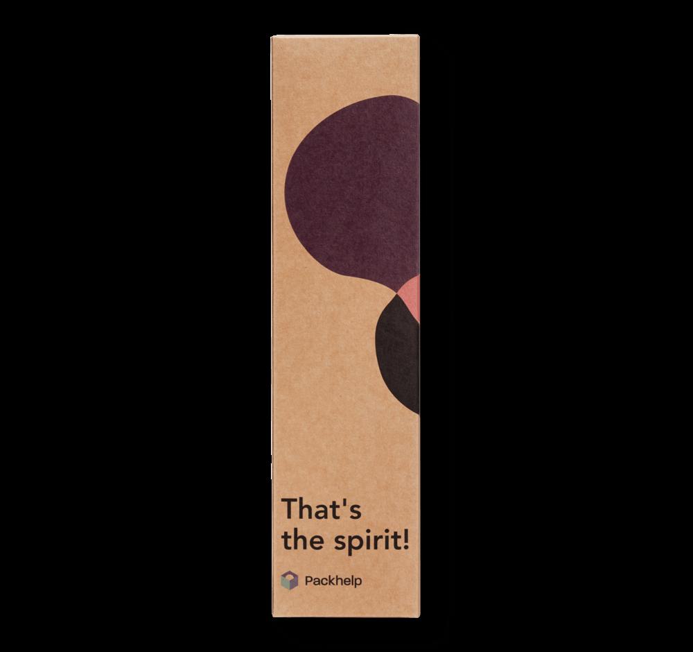 Boîtes à vin personnalisées - emballage personnalisé pour produits - Packhelp
