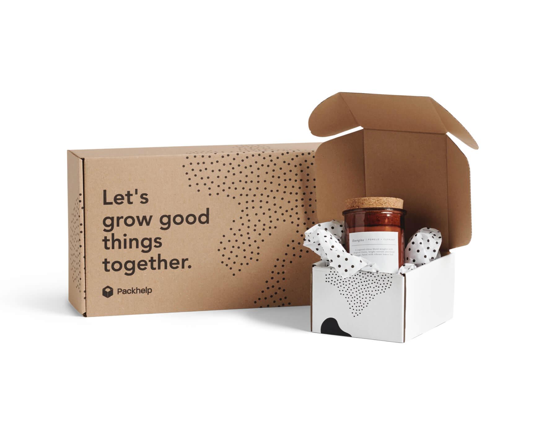 Caja postal Eco para hacer envíos online