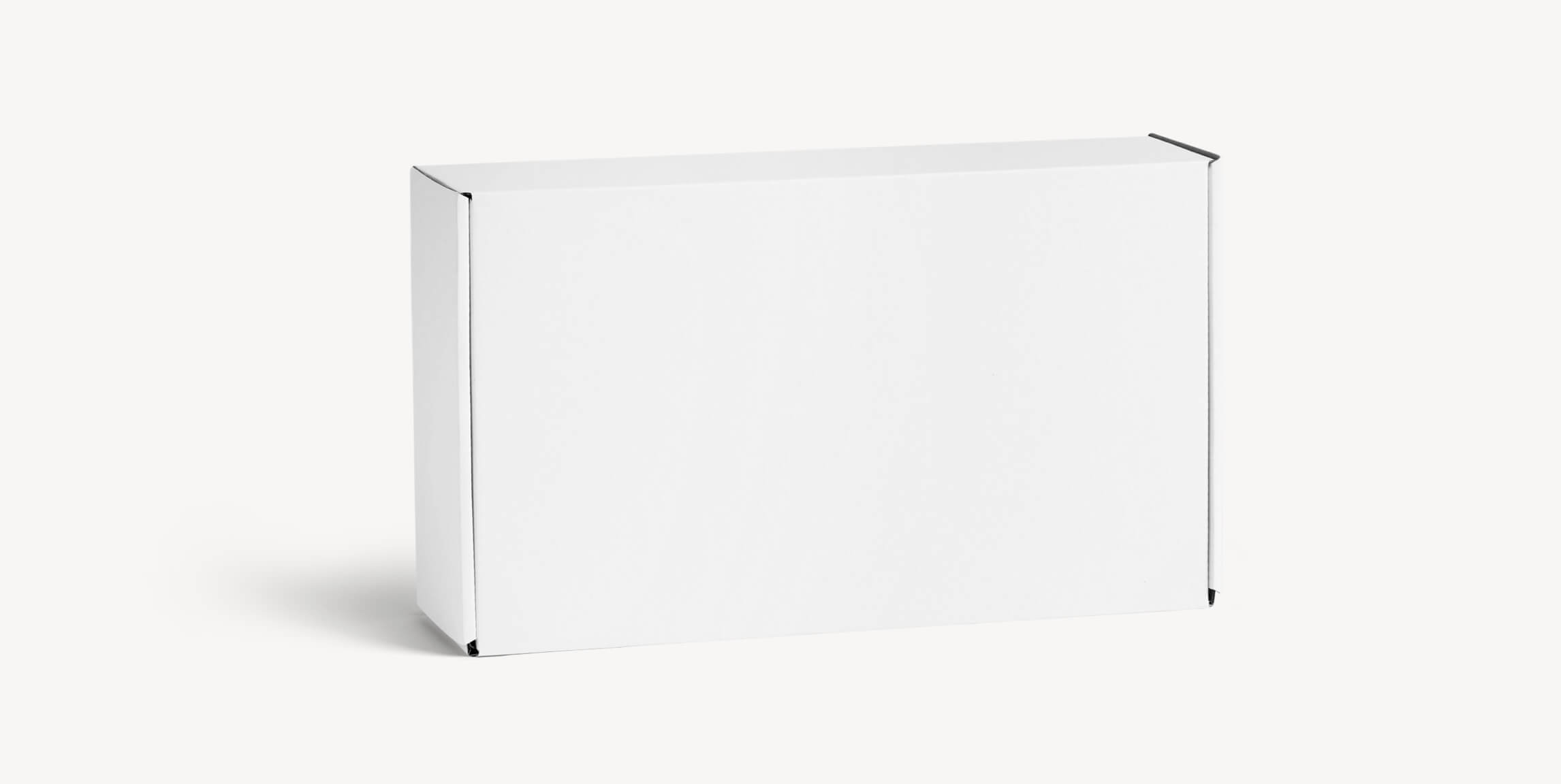 Scatola postale senza stampa - scatole personalizzate - Packhelp