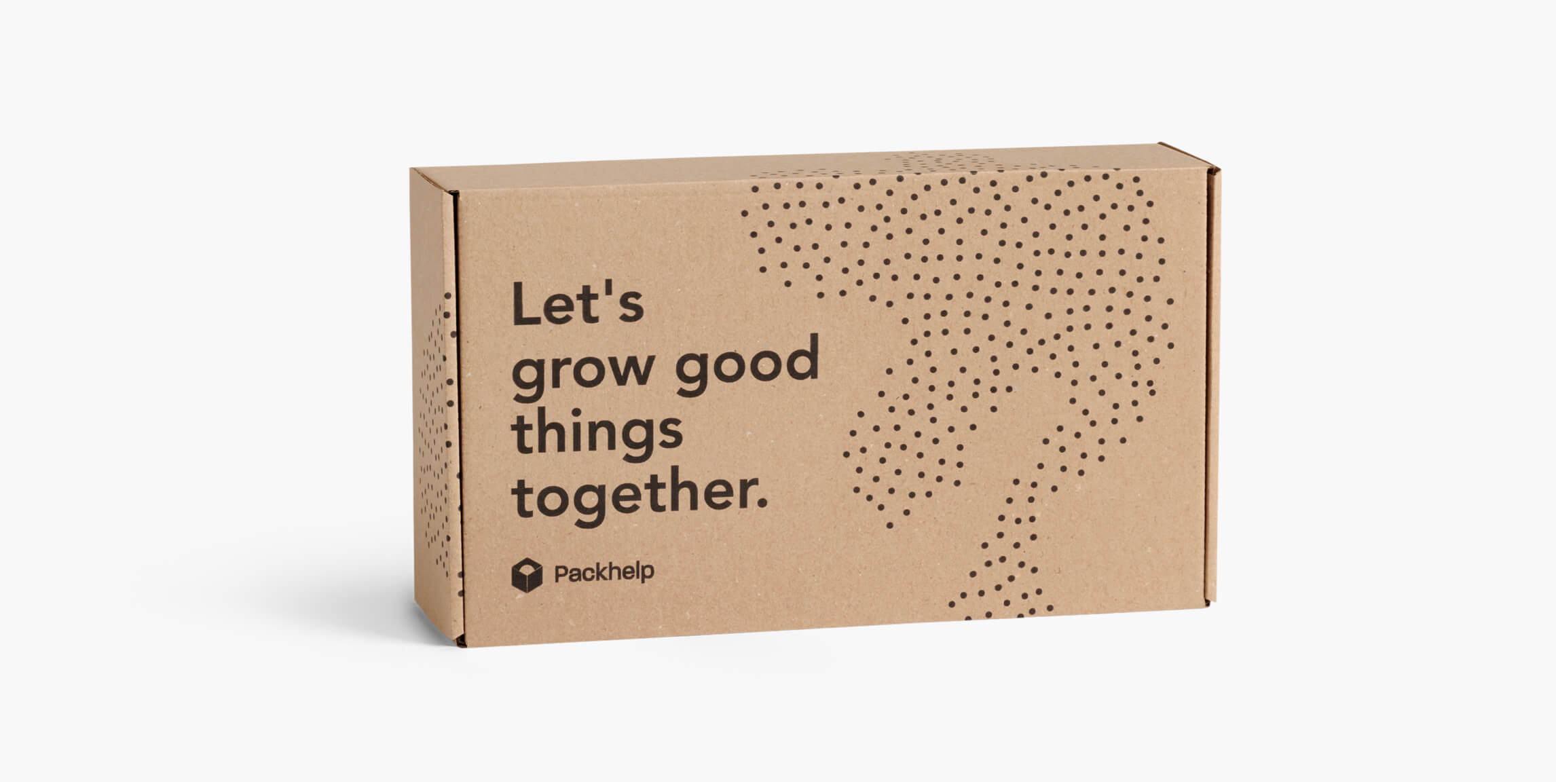 Scatola postale Eco - scatole personalizzate - Packhelp