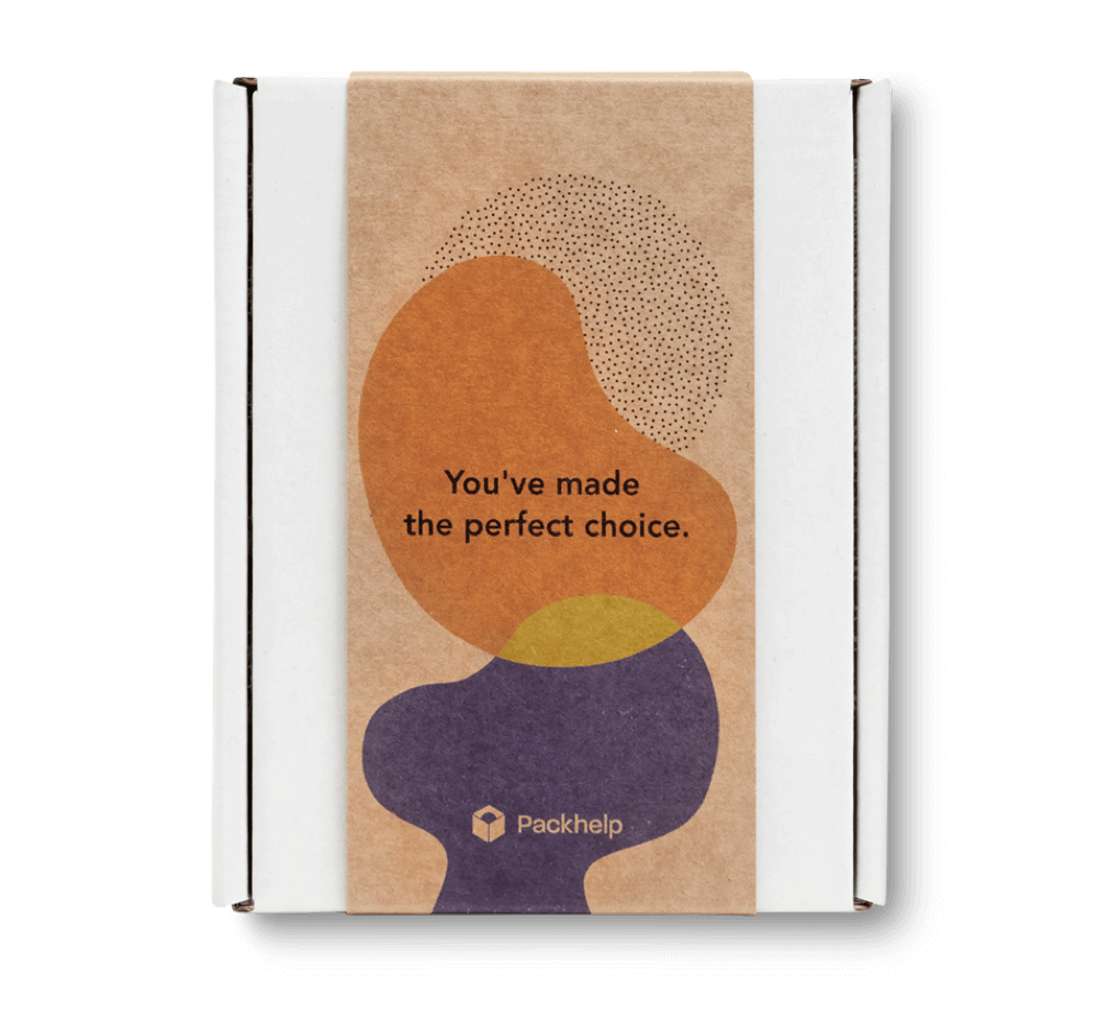 Scatole con fasce - scatole personalizzate - Packhelp