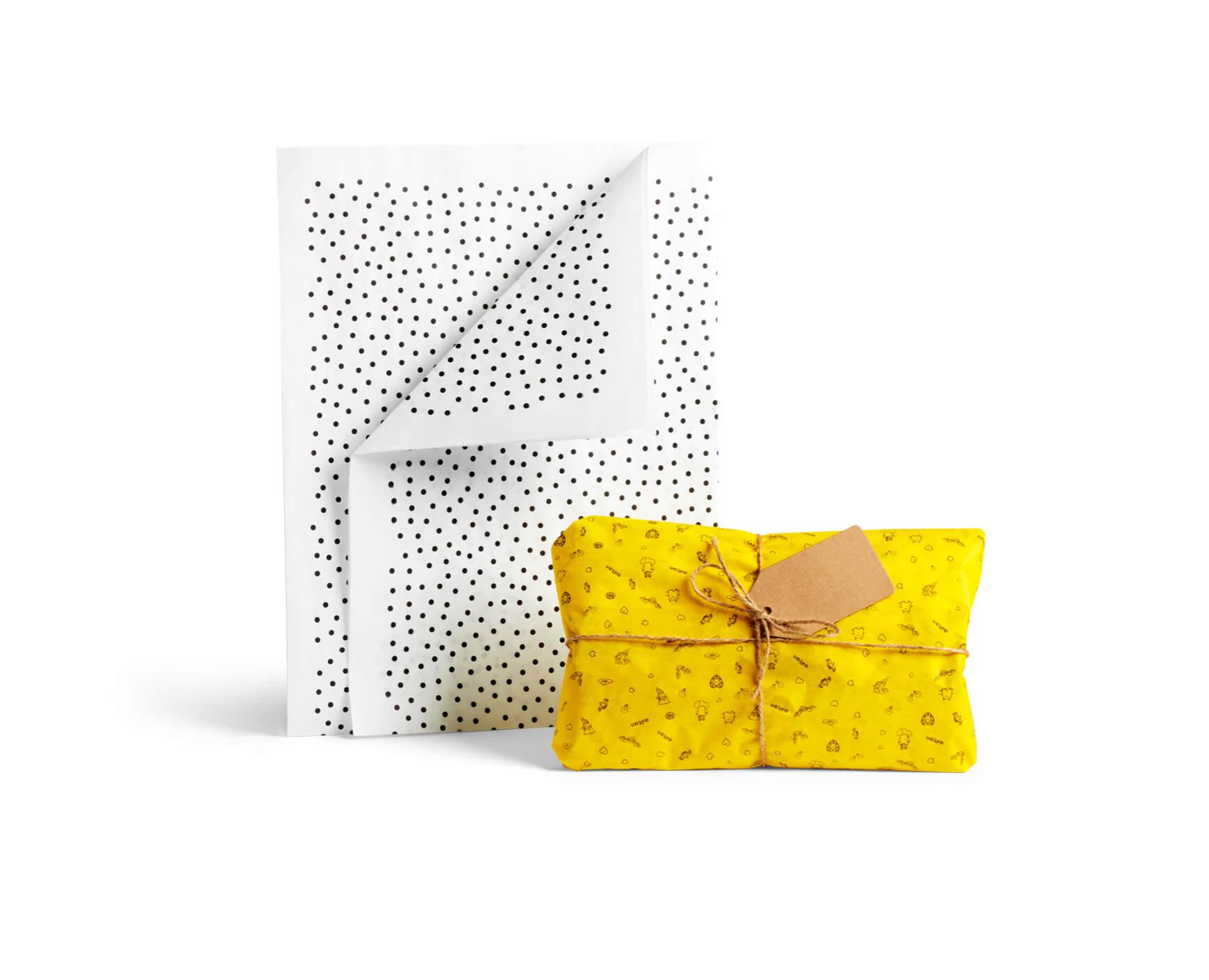 Custom Tissue Paper | Packhelp
