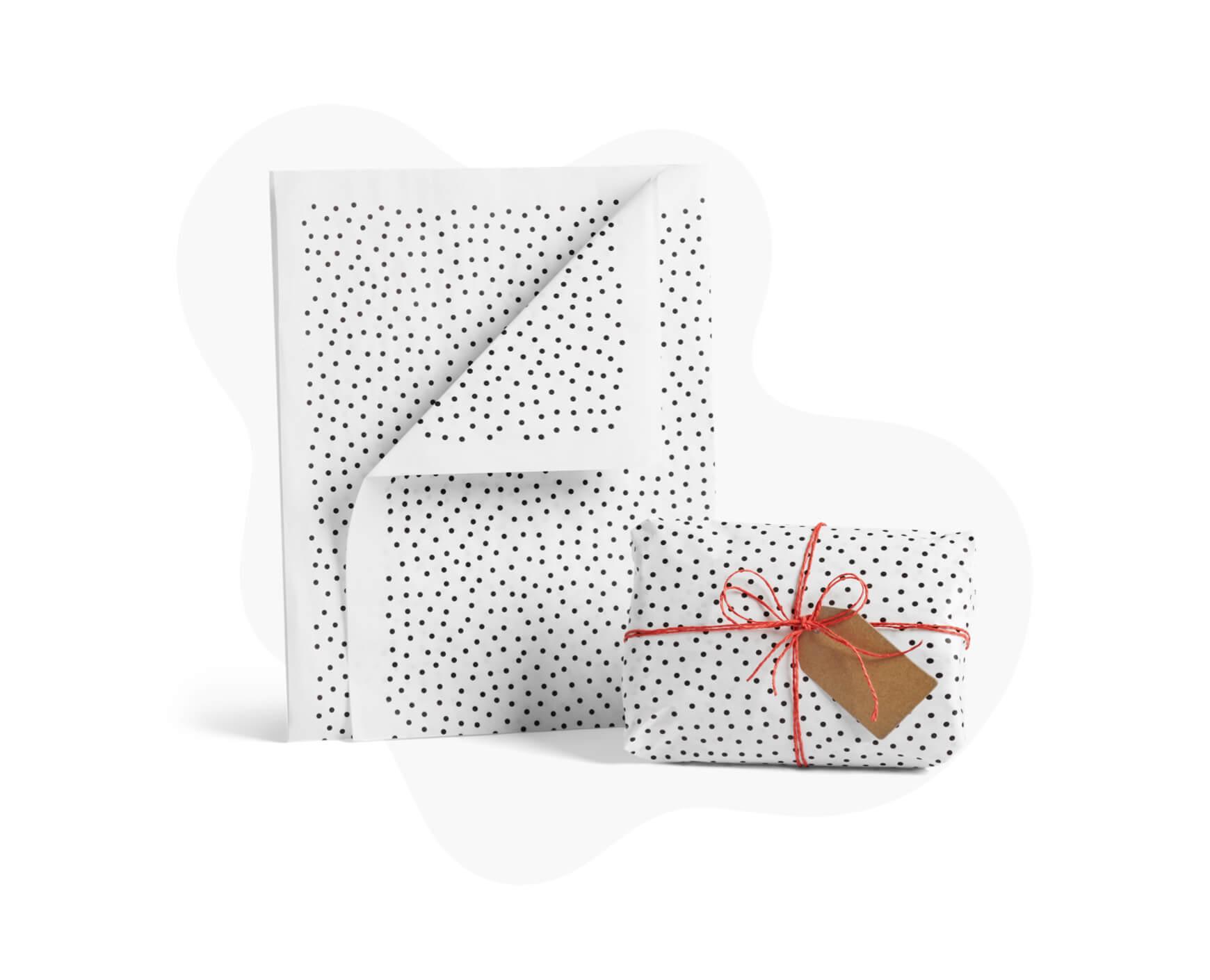 Custom Tissue Paper   Packhelp