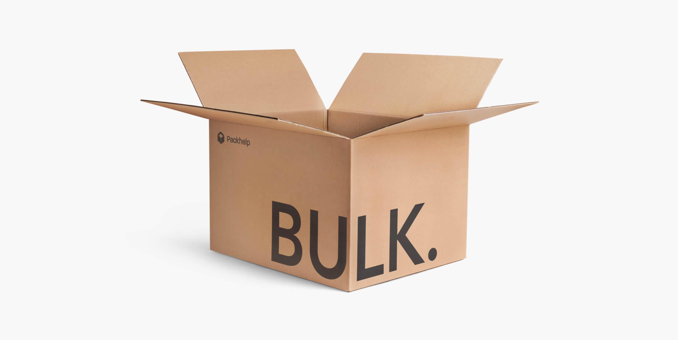 Shipping Box - custom packaging - Packhelp