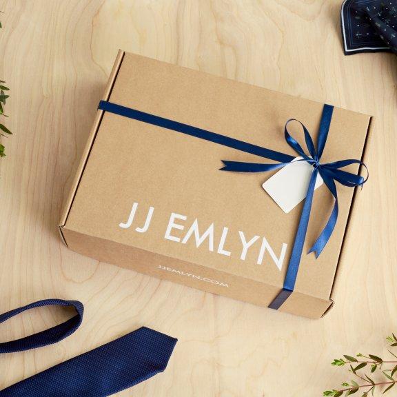 caja blanco en kraft - cartón corrugado